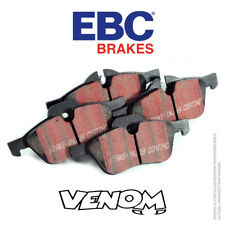 EBC Ultimax Front Brake Pads for VW Polo Mk2 86C 1.3 G40 87-94 DP517