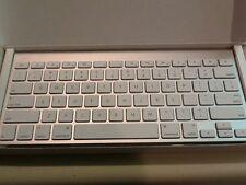 Apple Wireless Bluetooth Keyboard English (MC184LL/B) New Genuine OEM A1314 Slim