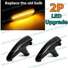 For 2020 Mitsubishi Outlander Sport LED Side Turn Signal Marker Light Lamp Bulbs