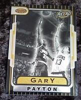 1996-97 BOWMAN'S BEST RETRO TB6 GARY PAYTON SONICS BASKETBALL CARD