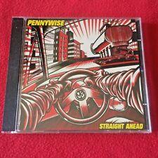 PENNYWISE Epitaph cd STRAIGHT AHEAD Punk Rancid Nofx Ramones
