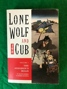 Lone Wolf And Cub: Volume 1 Assassin's Road TPB Dark Horse Manga (T 2981)