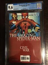 Marvel Comics AMAZING SPIDER-MAN 533 CGC Grade 9.6 (08/06)