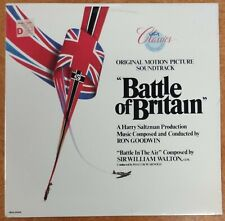 Battle of Britain OST Ron Goodwin 1986 SEALED USA LP