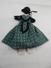 Heidi Ott Dollhouse Miniature 1:12 Adult Lady Women' 00006000 ;s Clothes outfit #X29-Gr