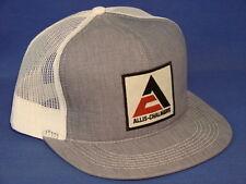 Allis Chalmers Hat - Denim/Mesh - K Brand - Triangle AC Logo - US Assembled