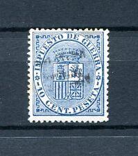 1875.ESPAÑA.EDIFIL 172Bhi.(*).HABILITACION INVERTIDA.CAT 165 €