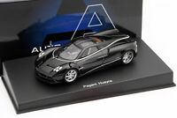 Pagani Huayra Baujahr 2011 schwarz / silber 1:43 AUTOart