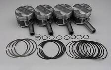 "Nippon Racing Floating USDM ITR B18C1 81.5mm (.020"") OVERSIZED P73 Pistons HOT"