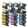 18 PACK LC103 *VERSION 3 CHIP* High Yield Ink Cartridge for BROTHER MFC-J875DW