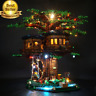 NEW LED Light for LEGO IDEAS TREEHOUSE 21318 lighting building set Treehouse