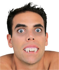 Scary Stay Put Vampire Teeth and Putty
