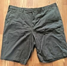 Men's APT 9. Casual Shorts, Olive Green , size 42