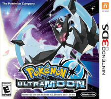 Pokemon Ultra Moon 3DS [Factory Refurbished]