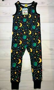 Duns Sweden Dungarees moon and stars size 80 cm