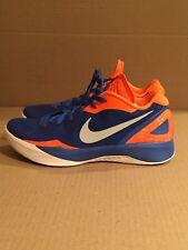 (2011) Nike Zoom Hyperdunk Low Linsanity Blue Orange 487638-418 Size 12
