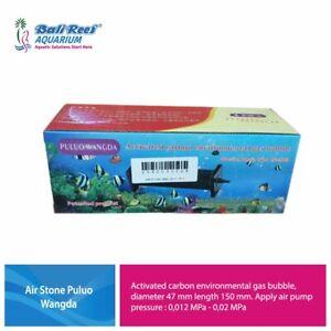 Air Bubble Disk Stone Aerator Aquarium Fish Tank Pump Hydroponic Oxygen