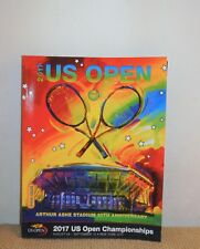 2017 US OPEN Tennis Championships Guide, Brand New