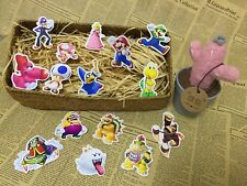 15 Mix Super Mario sticker decal scrapbook party candy bag birthday party gift