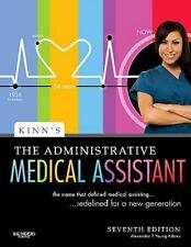 Kinn's the Administrative Medical Assistant (Study Guide)
