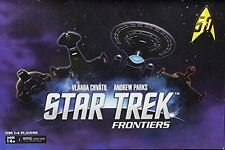 Star Trek: Frontiers Board Game Anglais