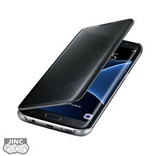 Genuine Original Samsung SM-G935 Galaxy S7 EDGE/DUOS Clear View Cover Case Pouch
