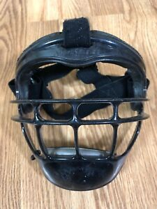 Defender Sports Shield Youth Softball Face Guard Black Mask