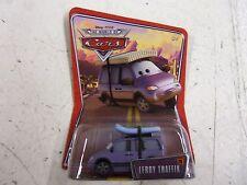 Disney Pixar Cars Leroy Traffik TWOC **GENUINE*SEALED** P131-A46