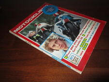 MOTOCICLISMO MAGGIO 1975 NUMERO 5 BMW-HERCULES WANKEL-GORI SCRAMBLER