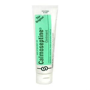 Calmoseptine Pommade - 2.5 Oz