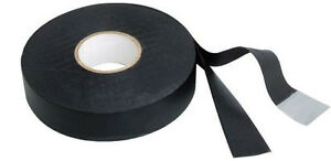 10M Metre Self Amalgamating Fusing Rubber Electrical Repair Tape 19mm Insulation