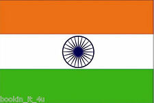 ***INDIA INDIAN VINYL FLAG DECAL / STICKER***