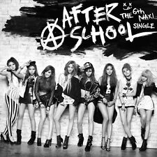 After School - First Love 6th Maxi Single Album CD + Post Card