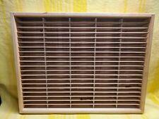 Napa Valley Box Company 100 Tape Capacity Wood Cassette Holder Wall Storage Rack