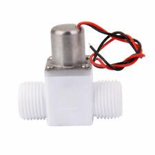 "Electric Water Valve 1/2"" BSP Solenoid Hydroponics 3.3V 5V DC Arduino ESP Pi"
