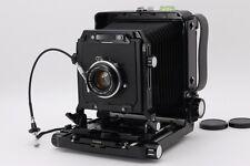 [Exc+++++] TOYO FIELD 45A Folding Field Camera w/ FIJINON W 150mm Lens #00111