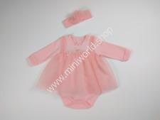 Babykleidung Mädchen Tütü Body Größe 56-74