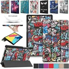 """For Lenovo TAB M8 TB-8505X/F TB-8705F/N 8"""" Tablet Slim Leather Stand Case Cover"""