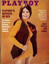 Playboy October 1972 / Lynn Myers / Bunnies of '72 / Meir Kahane Interview