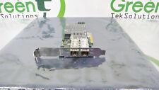HP 468349-001 Dual-Port 10Gbps PCI-E X8 Server Adapter Full Profile No SFPs