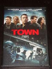 DvD movie The Town, Ben Affleck, Jeremy Renner, Blake Lively, Rebecca Hall Rare