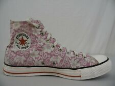 """CONVERSE ALL-STAR """"Chuck Taylor"""" Men 10 Women 12 High Top Shoes Sneakers PINK"""