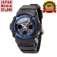 CASIO G-SHOCK AWG-M100A-1AJF Tough Solar Atomic Radio Watch JAPAN AWG-M100A-1A