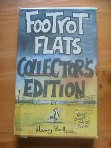 FOOTROT FLATS Limited Edition Murray Ball Comic Book x4 with Cover