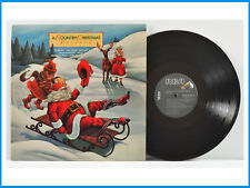 A Country Christmas Volume 4 Record RCA Victor CPL1-7012