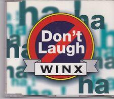 WINX-Dont Laugh cd maxi single 8 tracks