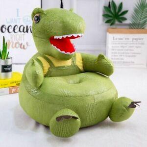 Creative Simulation  Dinosaur Sofa  Learning Seats Soft Chair  Plush Toys Gifts