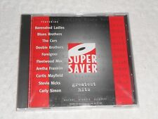 CD- SUPER SAVER, GREATEST HITS / NEW / SEALED /  Promo