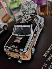 Renault 5 Maxi turbo -n 15 Diac - 1:43 - Universal Hobbies/EAGLE'S RACE