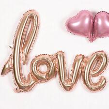 NEW 1Set Love Letters Foil Balloon Birthday Wedding Party Anniversary Dec Pro AU